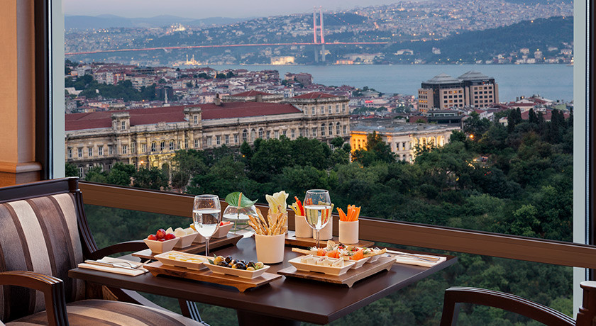 Best Hotels in Istanbul with Bosphorus View