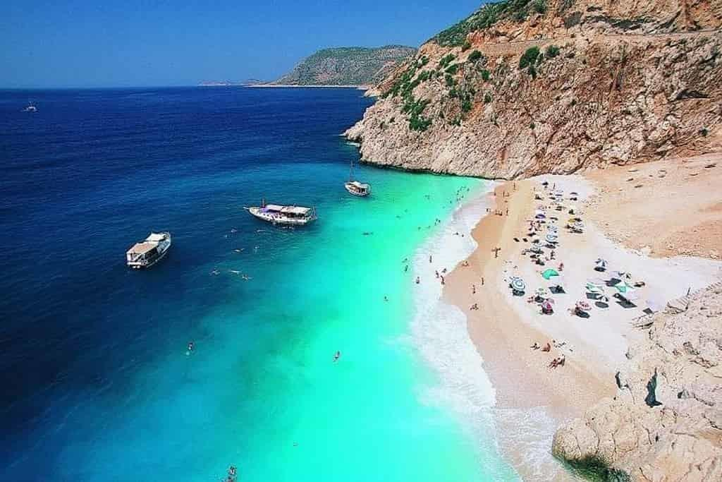Best Beach in Mediterranean Turkey