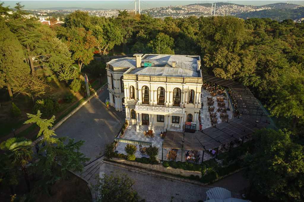 Yildiz Palace opening hours