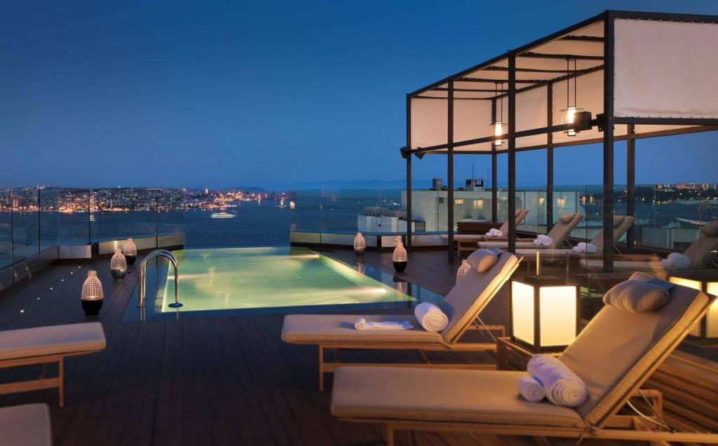 istanbul hotels with bosphorus view