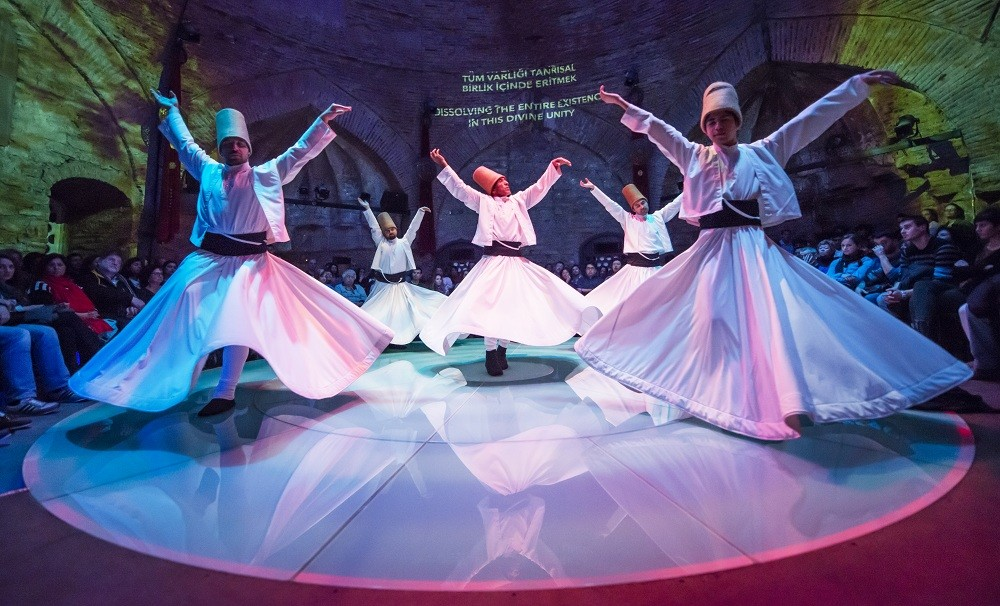 Hodjapasha Whirling Dervishes Show Tickets