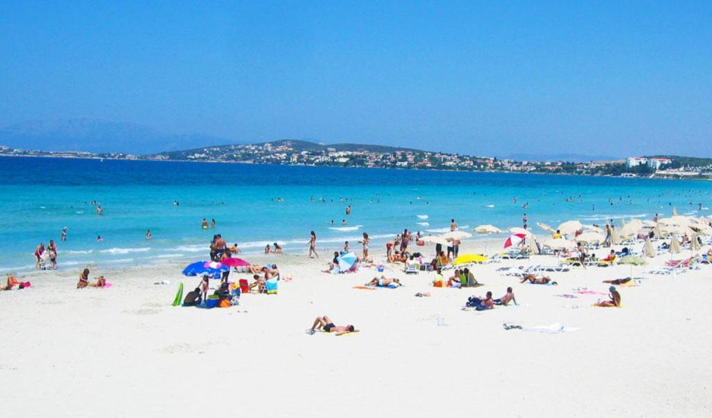 Best Beach in Cesme