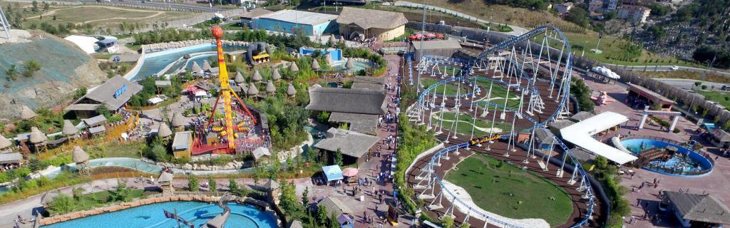 Isfanbul (Vialand) Theme Park opening hours