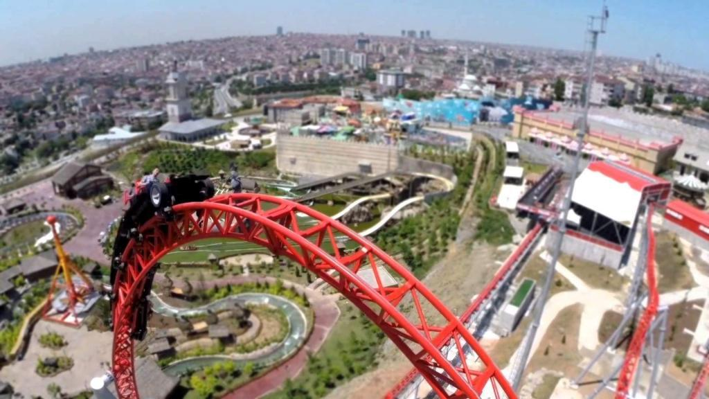 Isfanbul (Vialand) Theme Park entrance fee