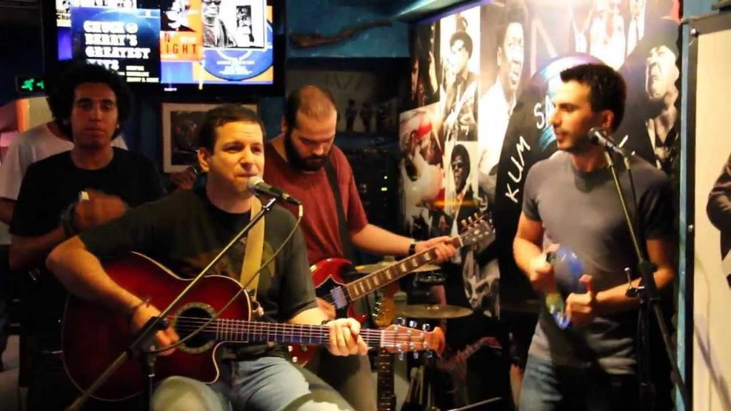 best blues bars in Istanbul