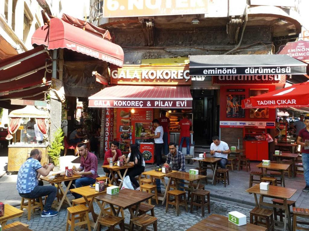 Best Street Food in Sultanahmet, Istanbul