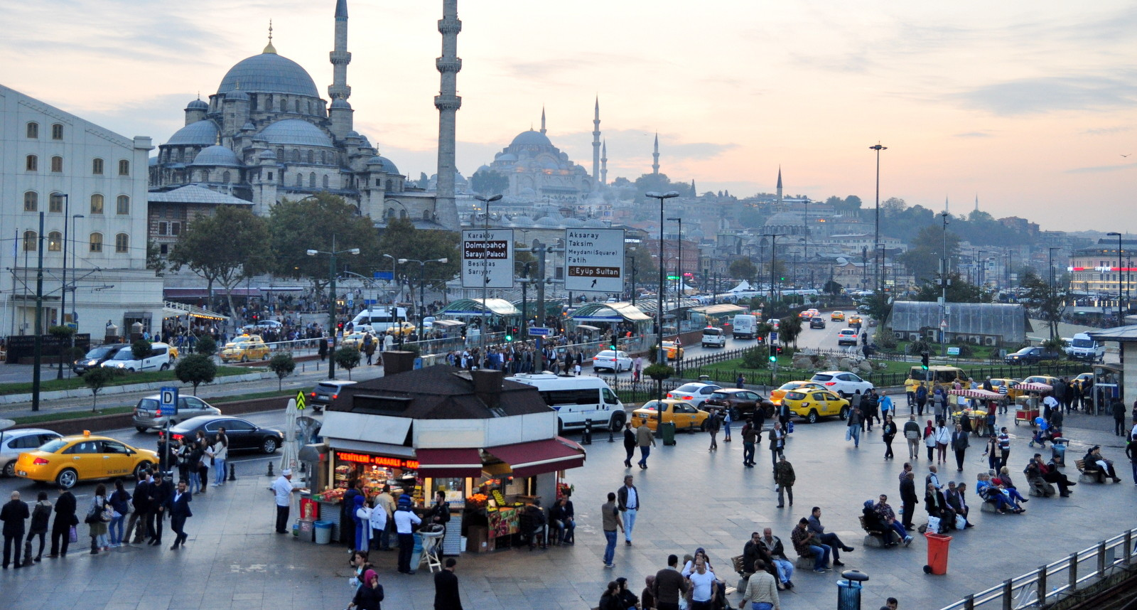 Where to Go Shopping in Istanbul - Best Places, Streets