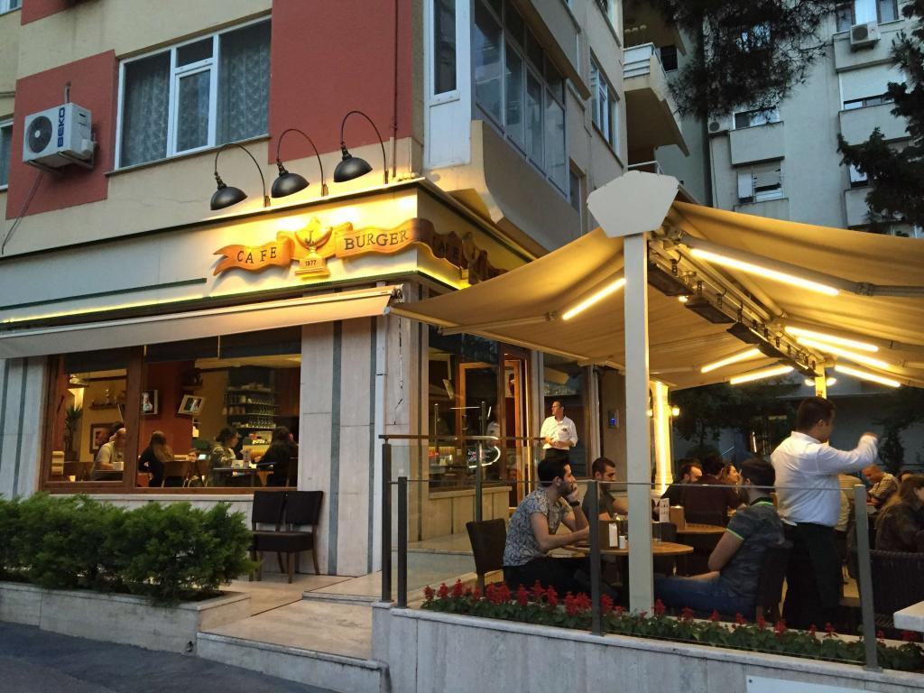 Best Burger in Kadikoy
