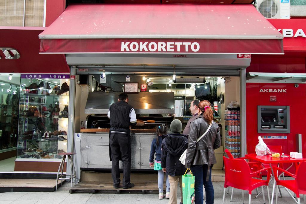 Best Kokorec in Kadikoy