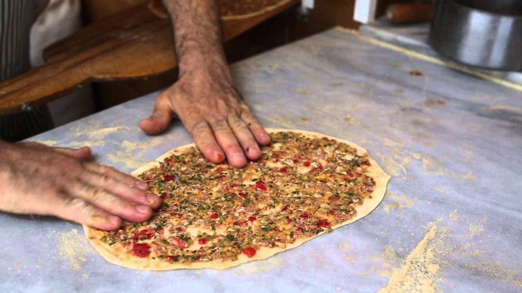 Lahmacun Restaurants in Istanbul