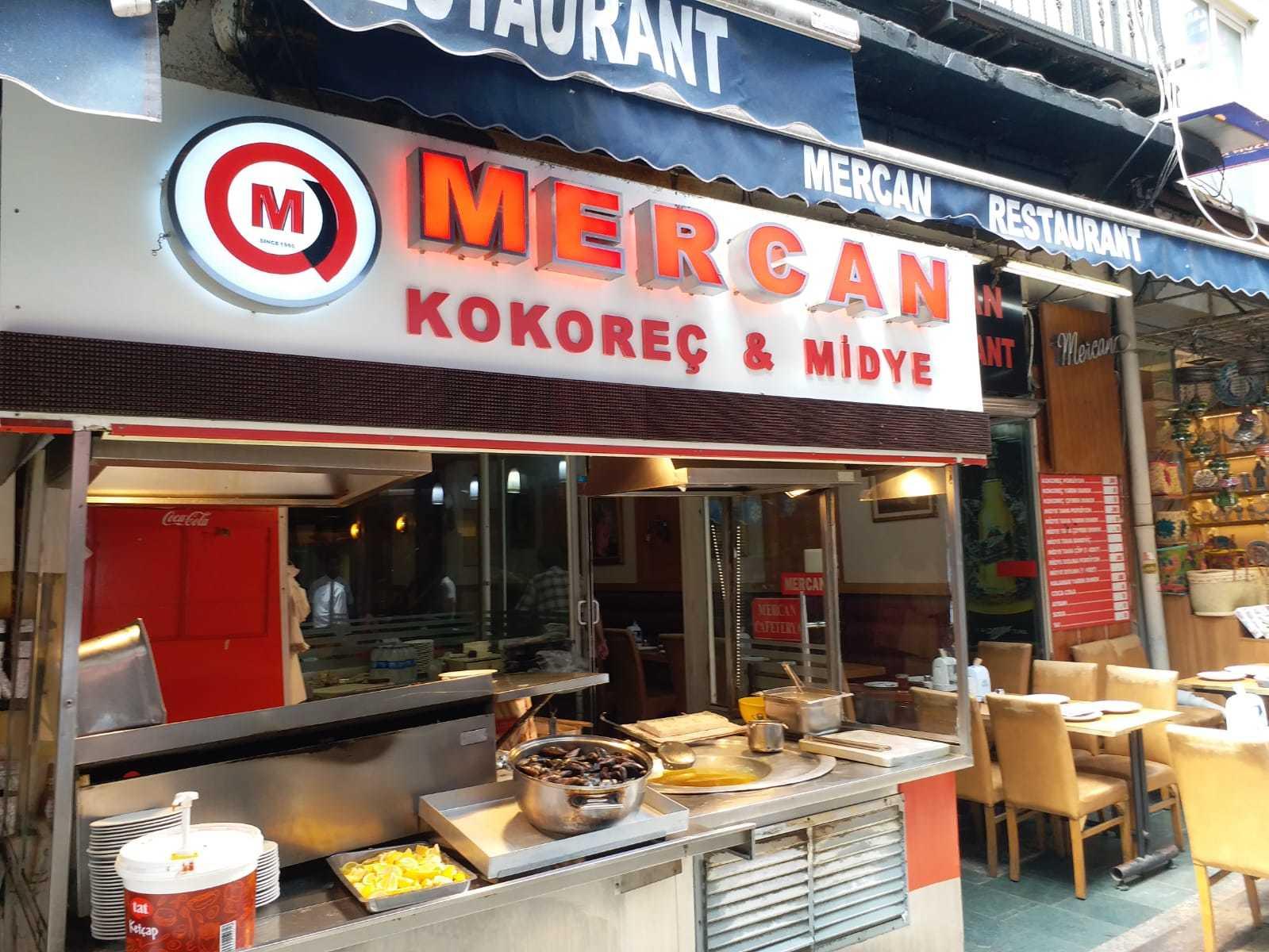Best Kokorec in Taksim