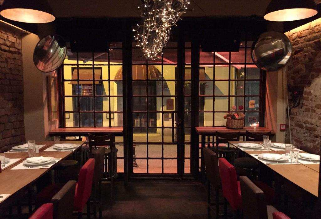 Best Restaurant in Asmali Mescit Istanbul