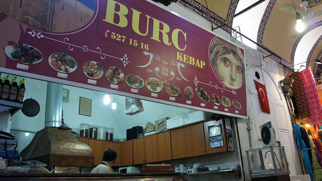 Best Kebab Places in Istanbul