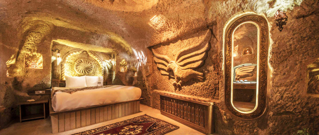 recommended hotels in Cappadocia