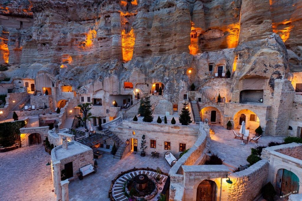 Cappadocia accommodation