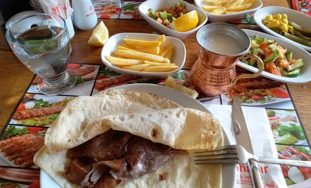 Turkish Durum Doner