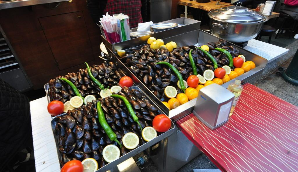 Best Street Food in Taksim, Istanbul