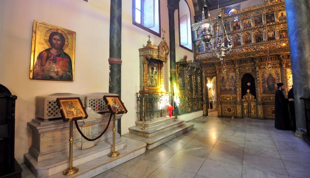 Orthodox Churches in Istanbul, Turkey