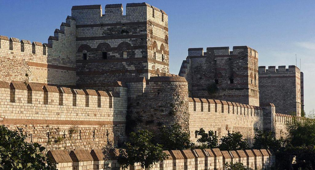 Land Walls of Istanbul
