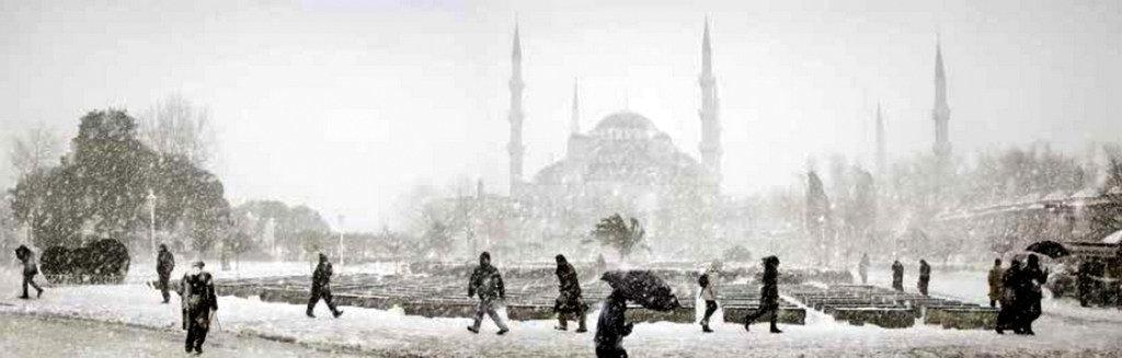istanbul weather in winter