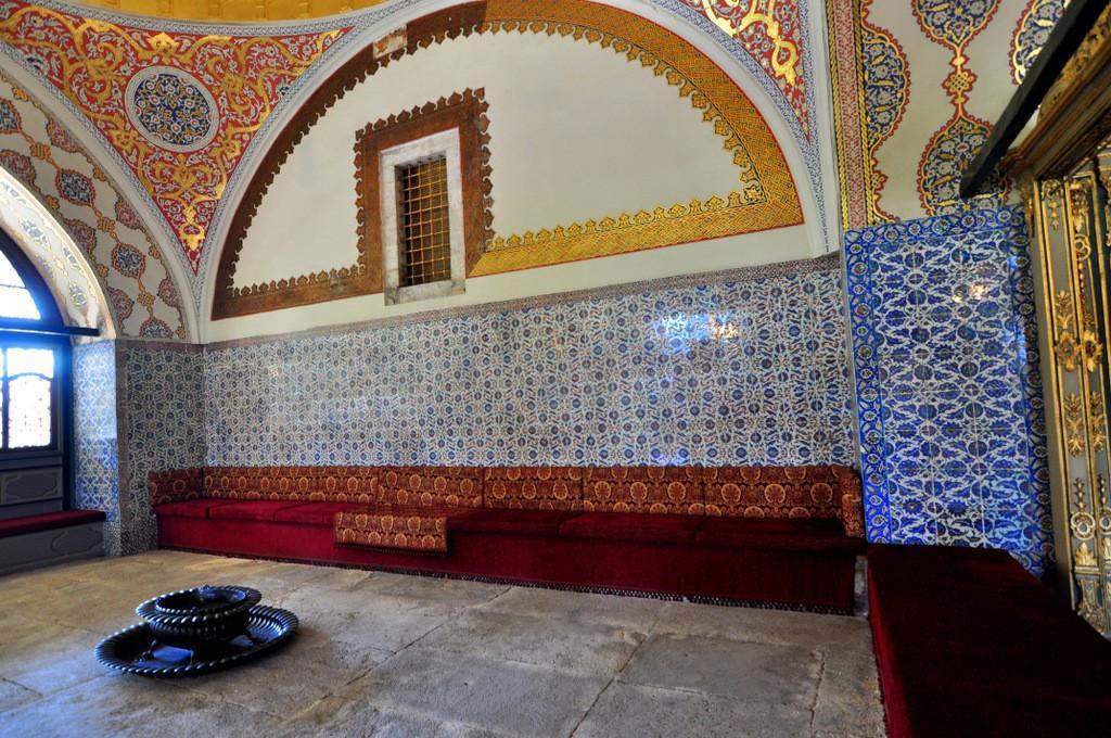 Topkapi Palace Divan Room