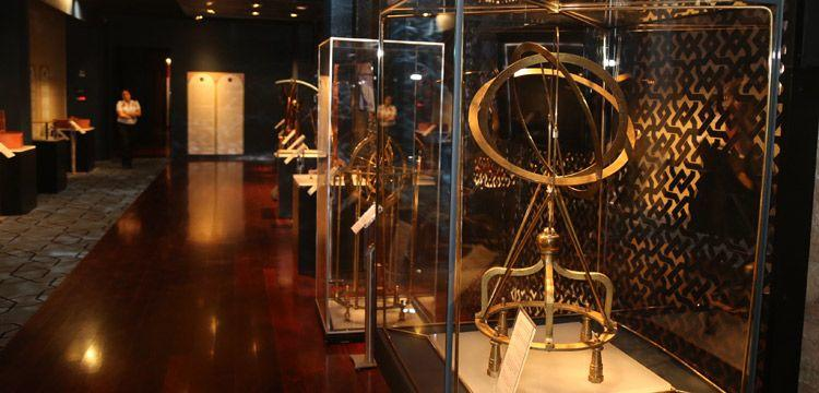 History of Islamic Science and Technology Museum in Istanbul