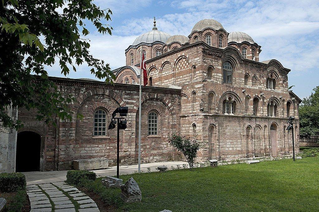 Fethiye Museum or Pammakaristos Church