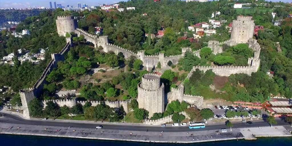 Rumeli Fortress Entrance Fee