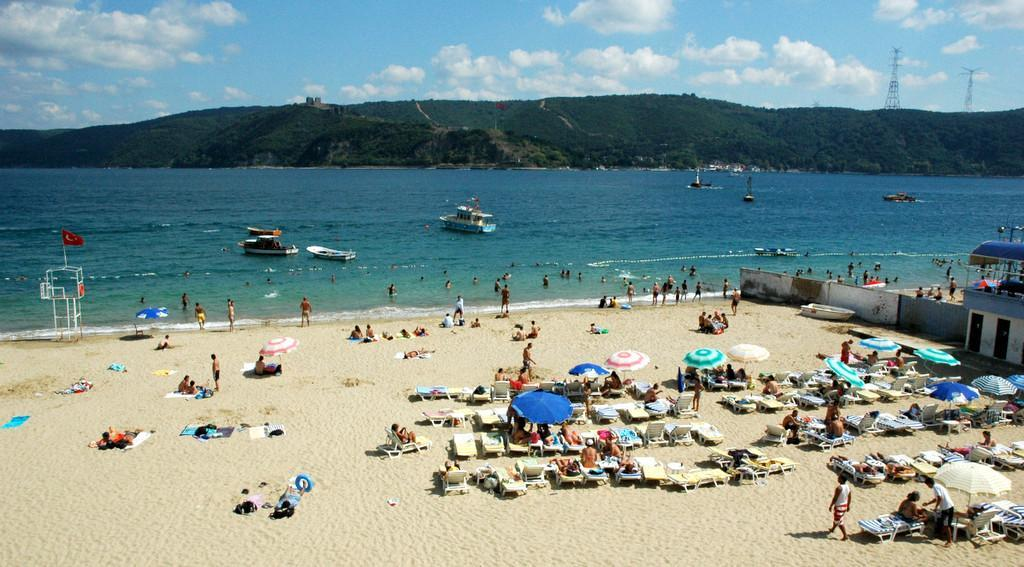 Best Beaches to Go Swimming in Istanbul