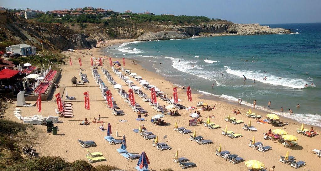 best beaches near istanbul