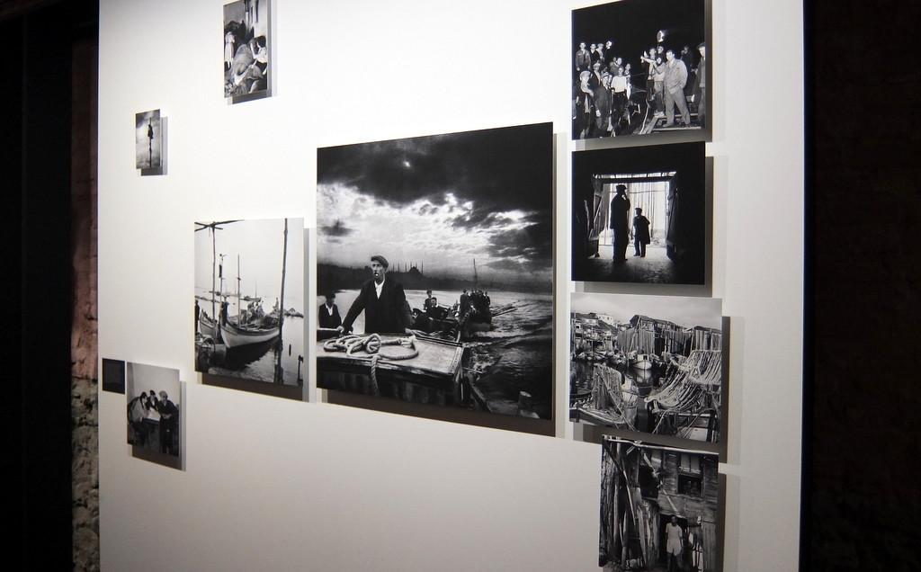 ara guler exhibition istanbul