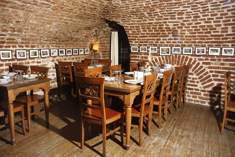 Historical Wine Restaurant