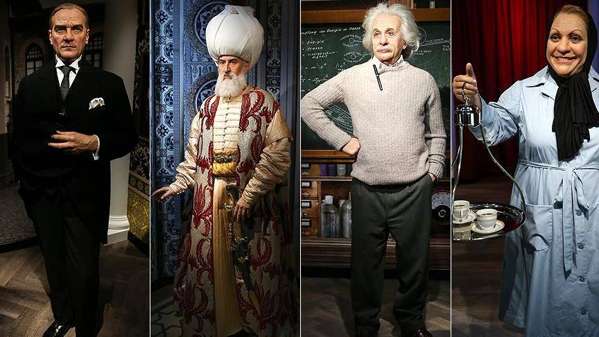 Madame Tussauds Istanbul