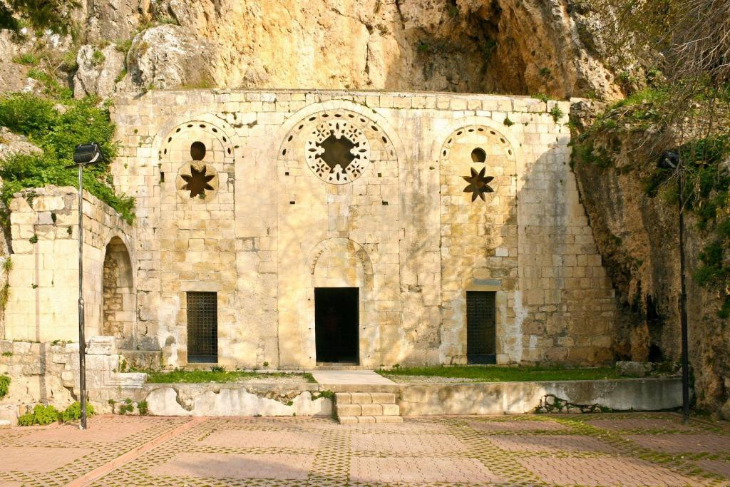 Cave Church of Saint Peter in Antioch