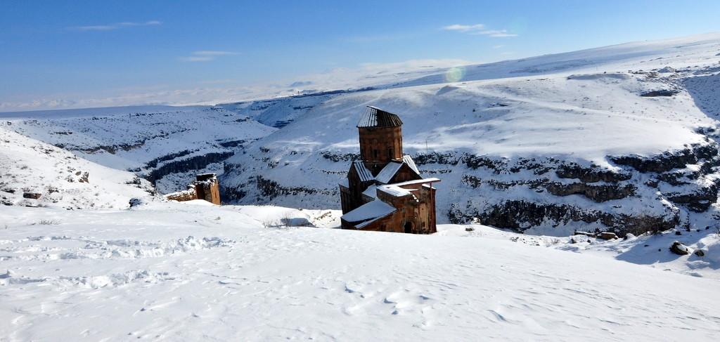 History of Ani Ruins in Kars, Turkey