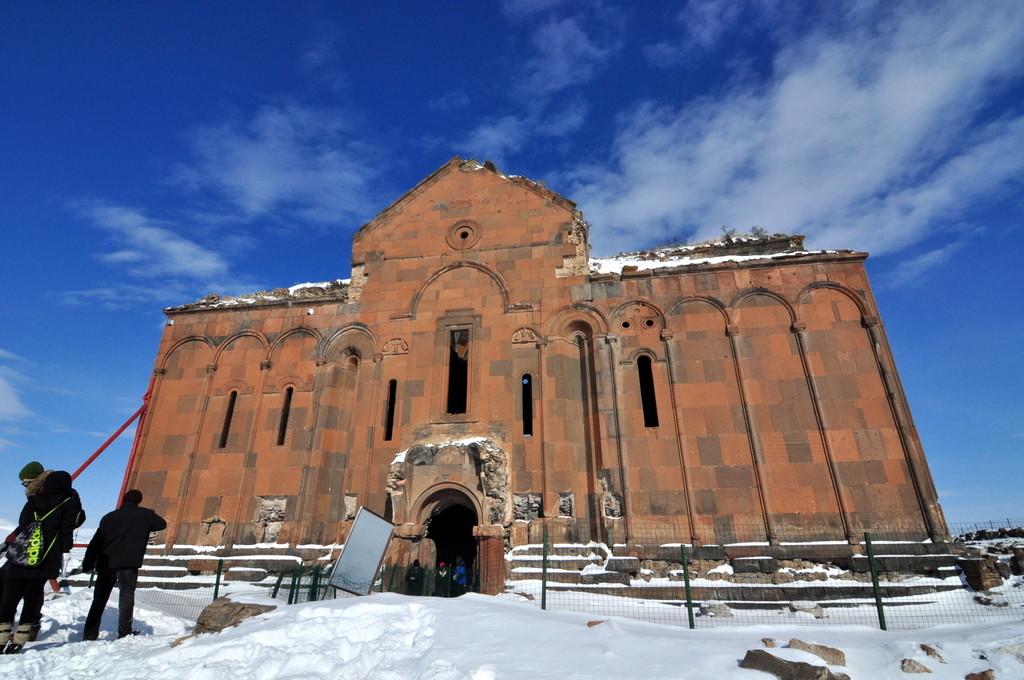 Kars Ani Ruins entrance fee