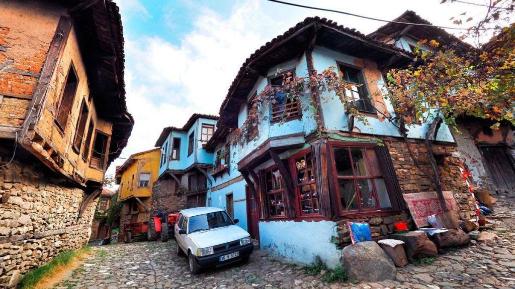 best places to visit in Bursa blog