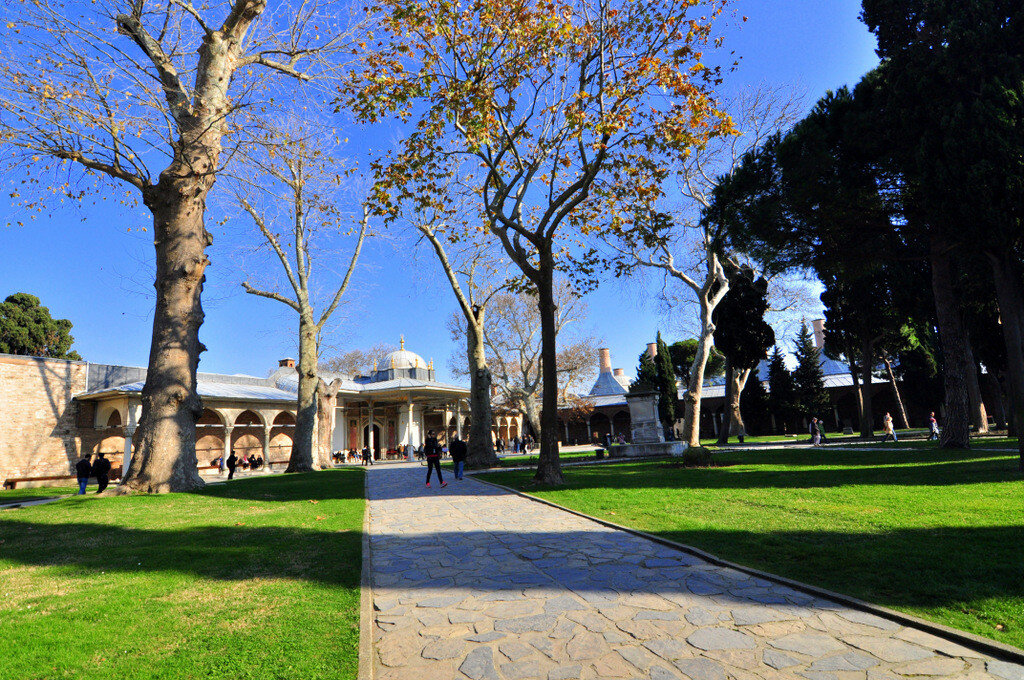Topkapi Palace Tour Guide