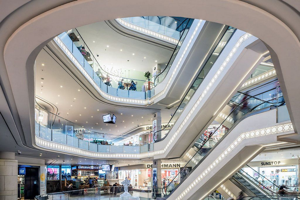 Shopping Malls near Taksim Square