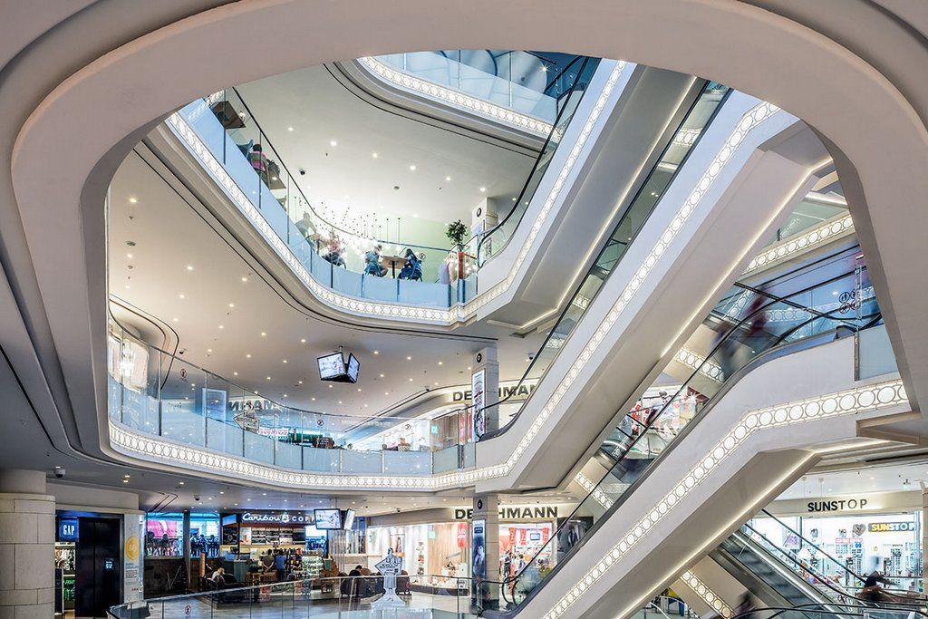Shopping Malls near Taksim Square
