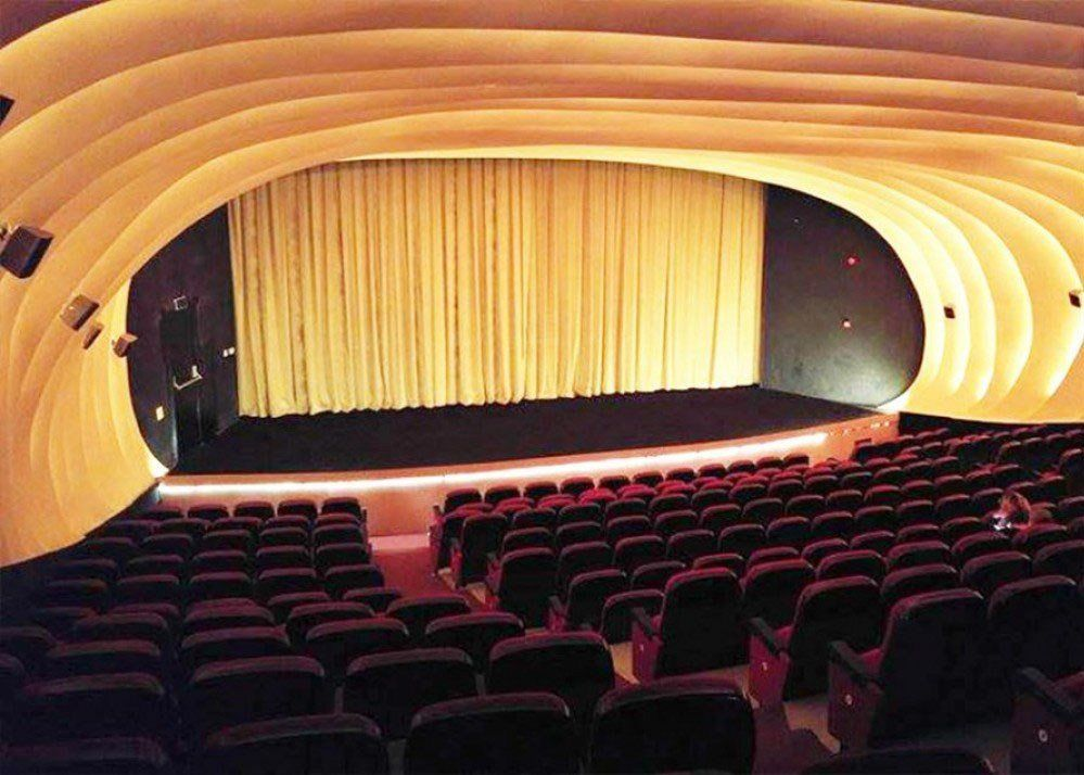 Movie Theaters in Istanbul, Turkey