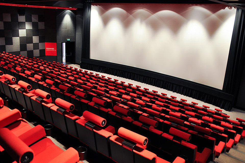 Best Movie Theaters in Istanbul