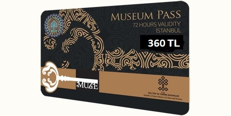 Istanbul Museum Pass 2021