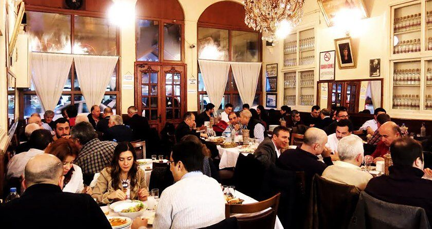 Best Turkish Taverns in Istanbul